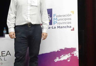 Jacobo Medianero, miembro del Consejo Regional de la FEMP